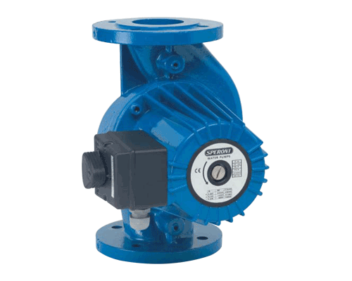 Three Speeds Single Phase Circulating Pump SCRFE