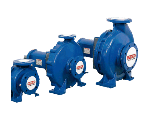 End-Suction Pumps 4-Pole
