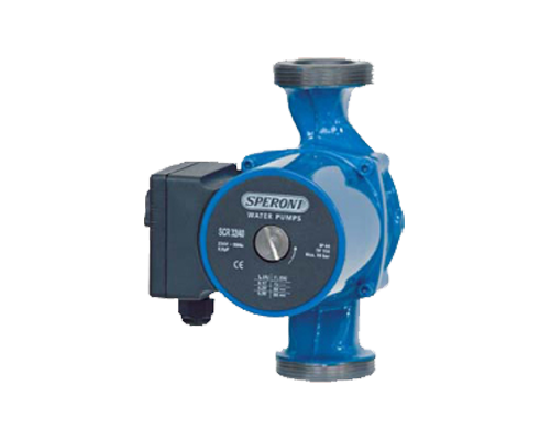 Circulating Pumps - SCR