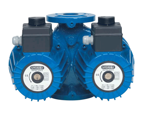 Three Speeds Single Phase Circulating Pump SCRFD