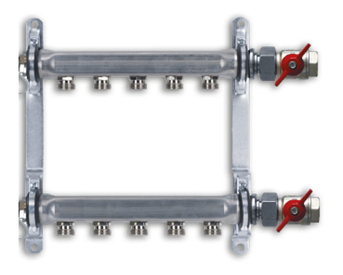 KaMo Stainless Steel Manifolds