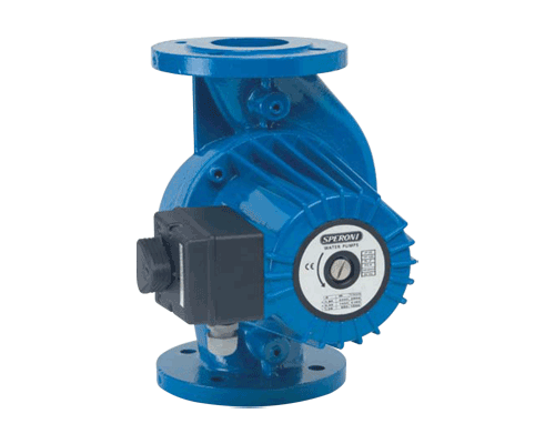 Three Speeds Three Phase Circulating Pump SCRF